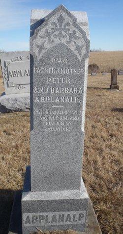 Barbara <i>Stahli</i> Abplanalp
