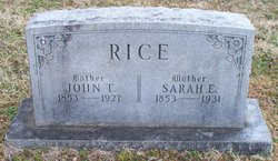 John Thomas Rice