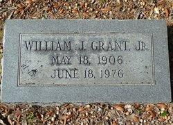 William Jesse Grant, Jr