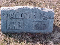 Lola May <i>Parrish</i> Cruts