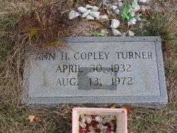 Ann H. Copley