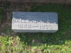 Columbia Lummie <i>Ballard</i> Adams