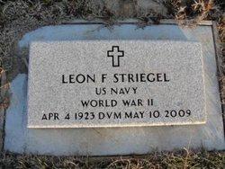 Dr Leon Frederick Striegel
