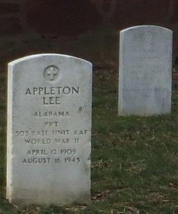 Appleton Lee