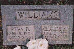 Reva Daniel <i>Alcock</i> Williams