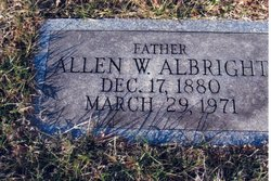 Allen William Albright