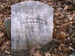 Joanna Arnold <i>Aldrich</i> Hotchkiss