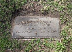 George Herbert Adams