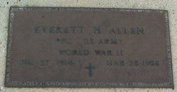 Everett Henderson Billy Allen
