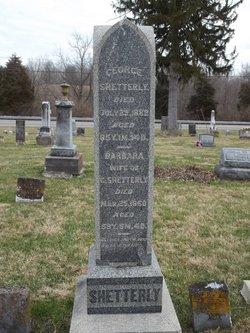 George E. Shetterly
