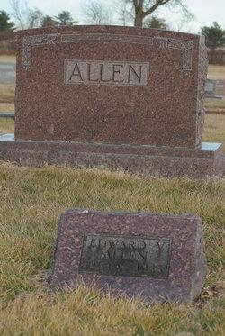 Edward Volentine Allen