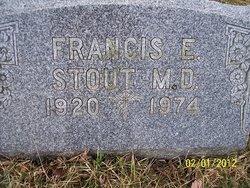 Dr Francis Eugene Stout