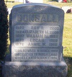 Elizabeth Bonsall