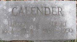 Albert Callender