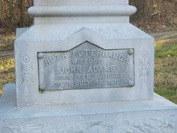 Ruth <i>Puterbaugh</i> Adams