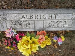 Anna Marie <i>Stashus</i> Albright