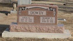 Hubert Vernon Dowdy
