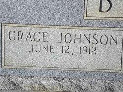 Grace <i>Johnson</i> Bean