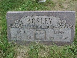 Harvey Bosley