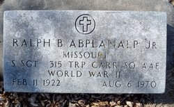 Ralph Bland Abplanalp, Jr