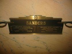 Julius Sanders