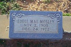 Eddie Mae Mosley