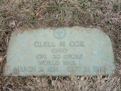 Clell Hyrum Cox