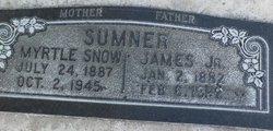 Myrtle <i>Snow</i> Sumner