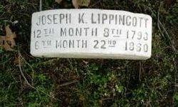 Joseph K Lippincott