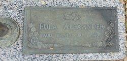 Eula Alexander