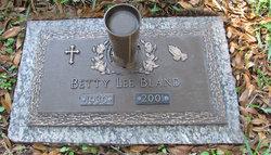 Betty Lee Bland