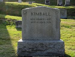 Ellen Frothington <i>Fenno</i> Kimball