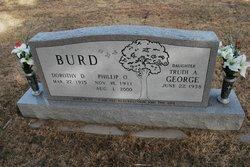 Phillip Orvis Burd