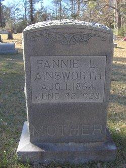 Fannie L. Ainsworth