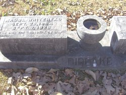 E. Maude <i>Whitehead</i> Didlake