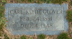 Carl Keith Glover