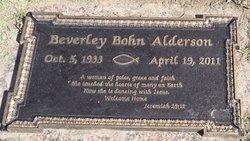Beverly <i>Bohn</i> Alderson