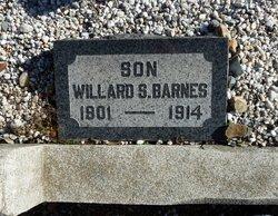 Willard S Barnes