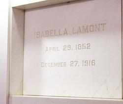 Isabella Lamont