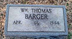 William Thomas Barger