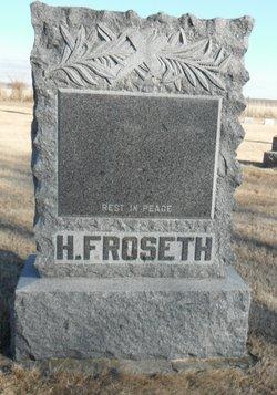 Hans Peder Nikolaisen Froseth