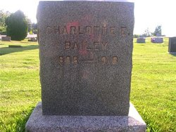 Charlotte Emily <i>Jones</i> Bailey
