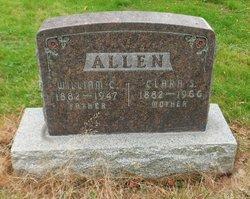 William C Allen