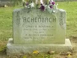 Cyrus Achenbach