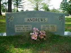 Clara Mae <i>Pierce</i> Andrews
