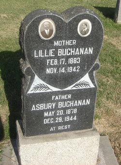 Asbury Buchanan