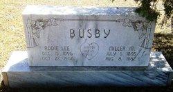 Addie Lee <i>Laws</i> Busby