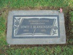 Dewey Erwin Blankenship