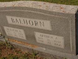 Arthur A. Balhorn