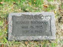 Ruby Rosalee Buchanan